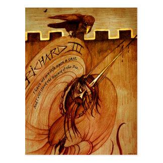 """Cartão Postal De """"cartão Richard ó"""""""