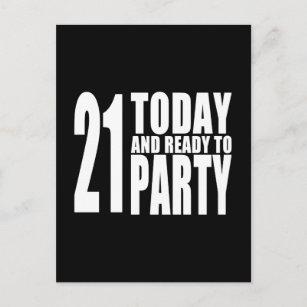 Convites Festas De Aniversário 21 Anos Engraçados Zazzlecombr