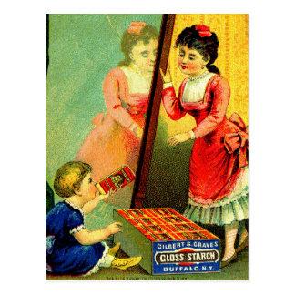 """Cartão Postal De """"O ajudante Momma """""""