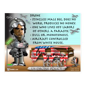 Cartão Postal Definição do zangão