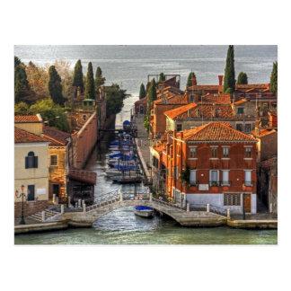 Cartão Postal Della Croce de Ponte