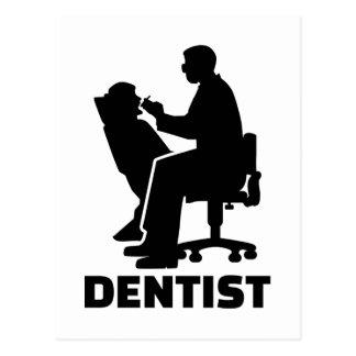 Cartão Postal Dentista