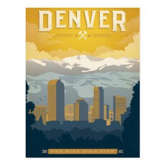 Cartão Postal Denver, CO