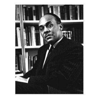 Cartão Postal Descrição Ralph Ellison, autor notável e profe