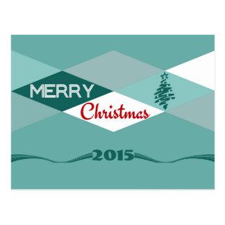 Cartão Postal Desejos do Natal