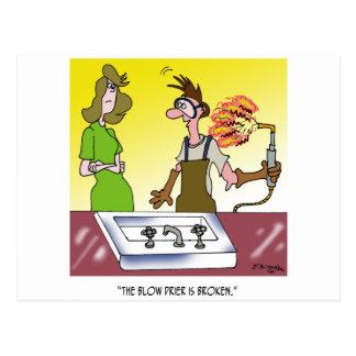 Cartão Postal Desenhos animados 6139 da soldadura