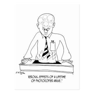 Cartão Postal Desenhos animados 8901 da copiadora