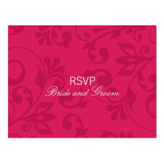 Cartão Postal DESIGN 03 - Cor: Rosa