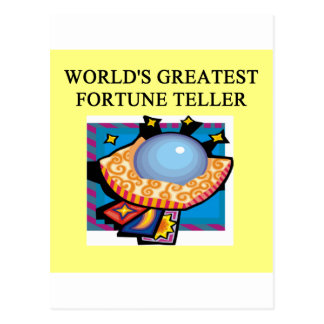 Cartão Postal design do caixa de fortuna