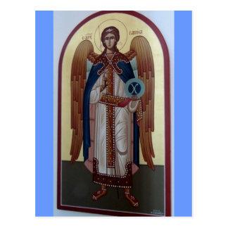Cartão Postal DESTIN, FLORIDA St John o grego Orthodo do