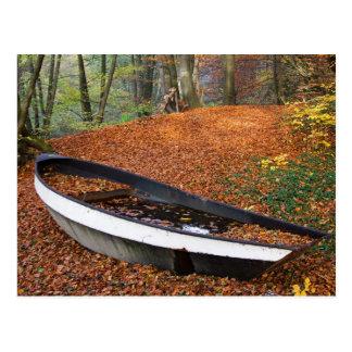 Cartão Postal Dia 072: Barca de bosque
