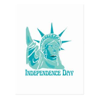 Cartão Postal Dia da Independência