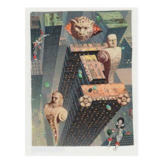 Cartão Postal Dibble_Artworks_119_Gotham