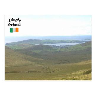 Cartão Postal Dingle, Kerry do Co., Ireland