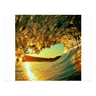 Cartão Postal Disjuntor do dia de mar