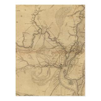 Cartão Postal Distrito de Georgetown, South Carolina