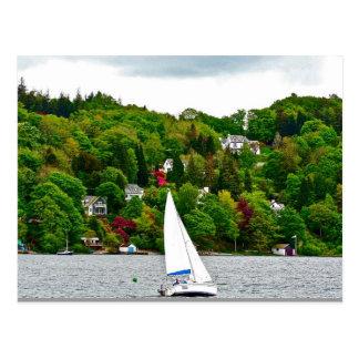 Cartão Postal Distrito do lago