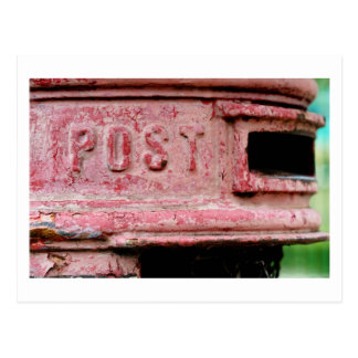 Cartão Postal divisão de comunicação