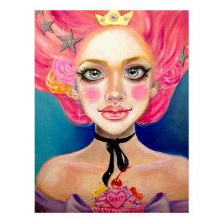 Cartão Postal Docinho de Marie Antoinette