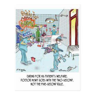 Cartão Postal Dois-Segunda regra no OU