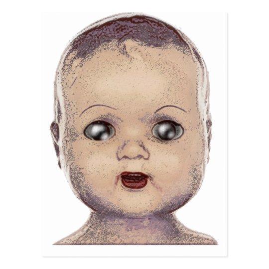 Cartão Postal Doll