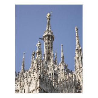 Cartão Postal Domo di Milani