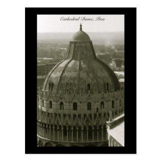 Cartão Postal Domo, Pisa   Postacrd