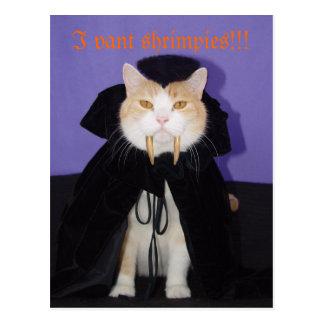 Cartão Postal Dracula Bubba