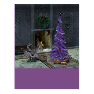 Cartão Postal Dragão de Gothmas