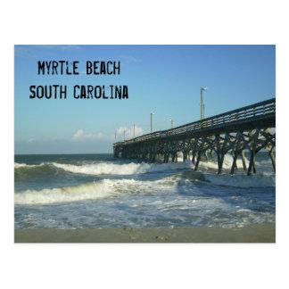 Cartão Postal DSCI0589, Myrtle BeachSouth Carolina
