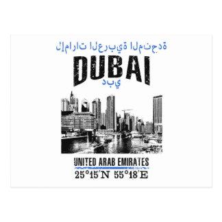 Cartão Postal Dubai