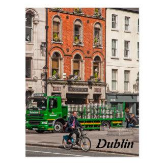 Cartão Postal Dublin, Ireland