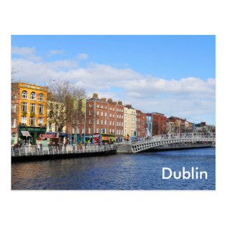 Cartão Postal Dublin. Ireland