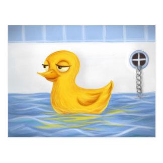 Cartão Postal Ducky