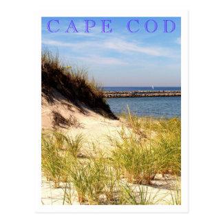 Cartão Postal Duna de Cape Cod