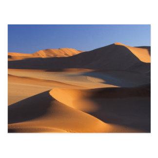 Cartão Postal Dunas do deserto, Sossusvlei, Namib-Naukluft