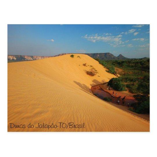 Cartão Postal Dunas do Jalapão