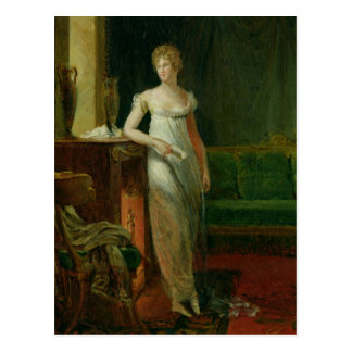 Cartão Postal Duquesa de Catherine Worlee de