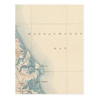 Cartão Postal Duxbury, Massachusetts
