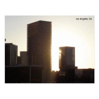 Cartão Postal E Los Angeles 001