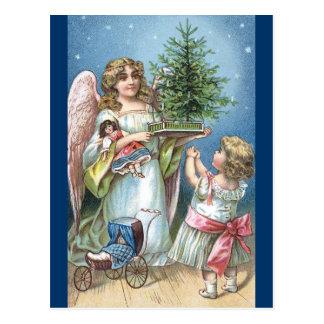 Cartão Postal É Natal