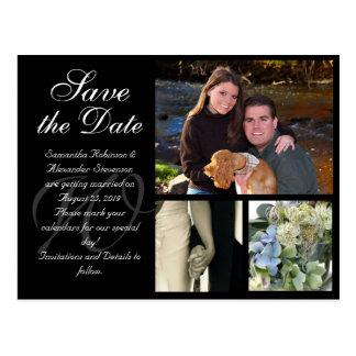 Cartão Postal Economias customizáveis do casamento as imagens do
