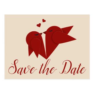 Cartão Postal Economias de Borgonha o noivado do casamento do