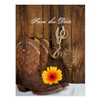 Cartão Postal Economias do casamento do bocado do cavalo da