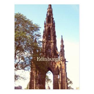 Cartão Postal Edimburgo