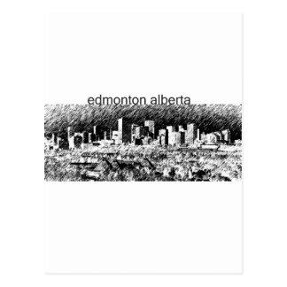 Cartão Postal Edmonton Alberta