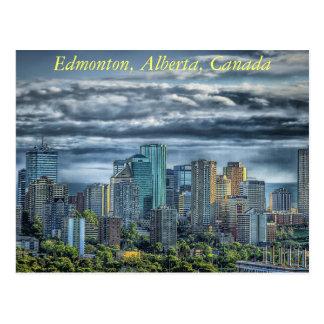 Cartão Postal Edmonton, Alberta em Canadá