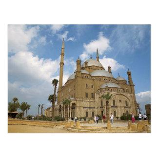 Cartão Postal Egipto, o Cairo, citadela, Muhammad Ali Mosque 2