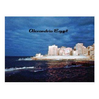 Cartão Postal Egipto, terra do mistério