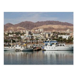 Cartão Postal Eilat